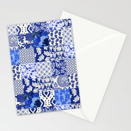 Blue Is Just A Mood Stationery Cards