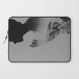 In The Depths Of Winter Laptop Sleeve