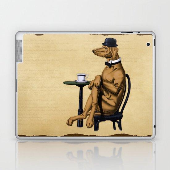 Dog Day Afternoon Laptop & iPad Skin