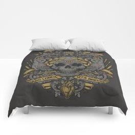 ARS LONGA VITA BREVIS Comforters