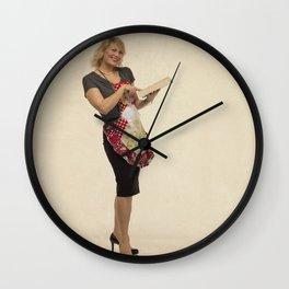 Aprons Wall Clock