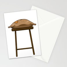 Chairs and Pillows Stationery Cards