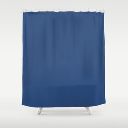 Galaxy Blue - Fashion Color Trend Fall/Winter 2019 Shower Curtain