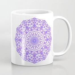 Mandala 12 / 4 eden spirit purple Coffee Mug