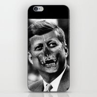 dallas iPhone & iPod Skins featuring Dallas County by mikeaych