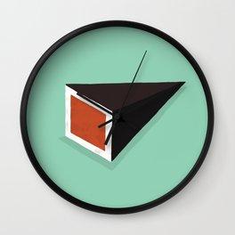 Cubic Temaki Wall Clock