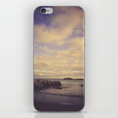 Her Dreams Stretched as Far as the Sea Was Wide iPhone & iPod Skin
