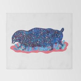 Mole Throw Blanket