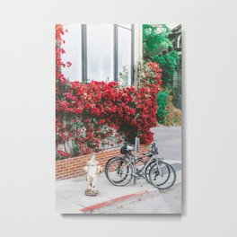 Greenwich Steps, San Francisco Metal Print