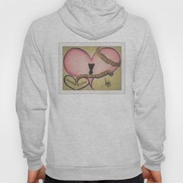 Prisoner of Love Hoody
