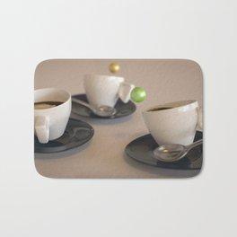 Creative coffee Bath Mat