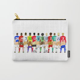Soccer Butts Carry-All Pouch