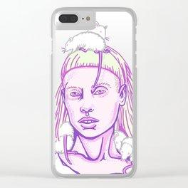 Yo-landi Vi$$er Clear iPhone Case