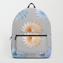 Pinwheels Three Backpack