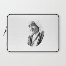 Mother Teresa Laptop Sleeve