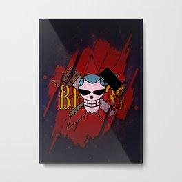 Frankya Metal Print