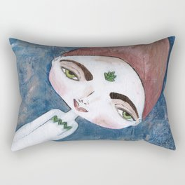 Courage-Bhoomie Rectangular Pillow