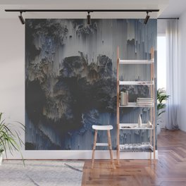Fossilized Wall Mural