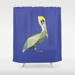Pelican. Shower Curtain