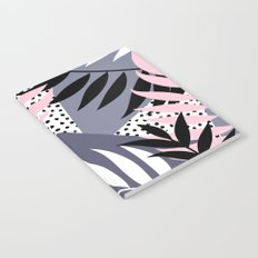 Palms on Polka Dots Notebook