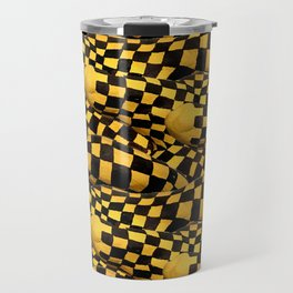 3D chess Travel Mug