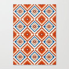Navajo Five Canvas Print