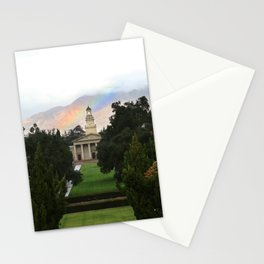 Chapel Rainbow Stationery Cards