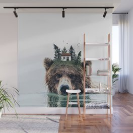House Guardian Wall Mural