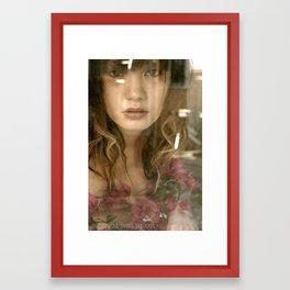 house of white life #1 Framed Art Print