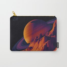 View From Planet Purple Carry-All Pouch