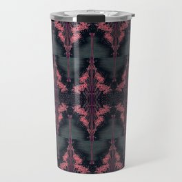 Froth on the Cape - B - Pink Travel Mug