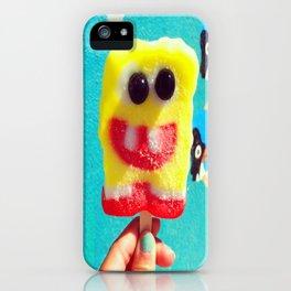 Spongebob:D iPhone Case