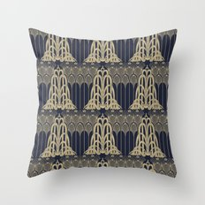 Gatsby Glamour Throw Pillow