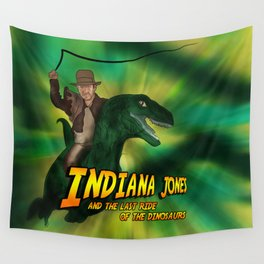 The Last Ride Wall Tapestry