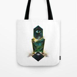Crystal Visions Tote Bag