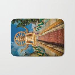 Lord Buddha Bath Mat