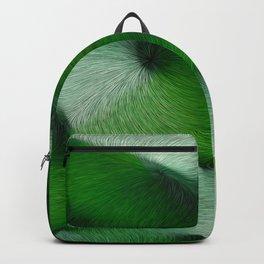 Warm green 2 Backpack