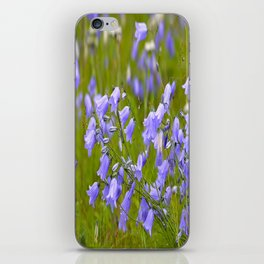 Bluebells Meadow #decor #society6 iPhone Skin