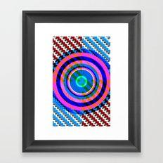 Hypnotic no.2 Framed Art Print