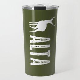 Deer: Alta, Utah Travel Mug