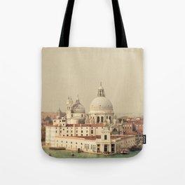 St Maria of Salute Basilica Tote Bag
