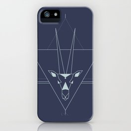 The Oryx iPhone Case