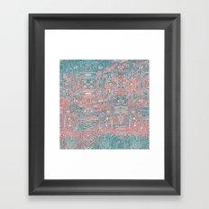 Circuitry Details 2 Framed Art Print