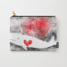 whale you be mine? Carry-All Pouch