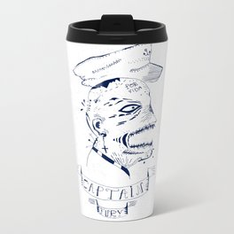 Captain Fury Metal Travel Mug