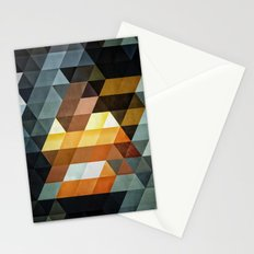 gyld^pyrymyd Stationery Cards