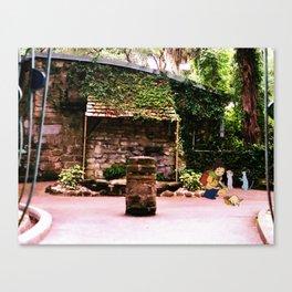 Haru & Yuki (The Cat Returns 2003) (St.ausgustine FL) Canvas Print