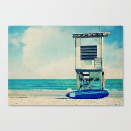 In the Summertime Canvas Print