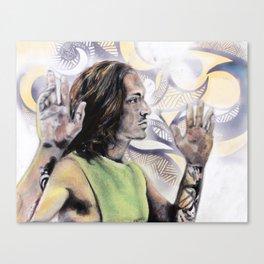 Mirror of Venus Canvas Print