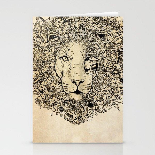 The King's Awakening Stationery Cards